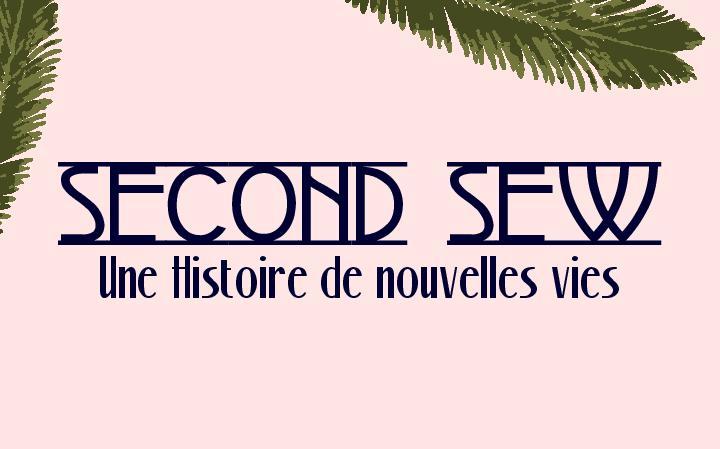 LCF - Logo - Second Sew