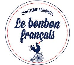 Logo rond avec confiserie régionale - Stéphane Boublil
