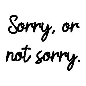 logo-sorrynotsorry