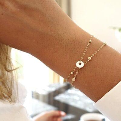 joobee-bracelets-alex-et-faenza-Sissi-100fils-portés - Sophie Hurault-Chupin