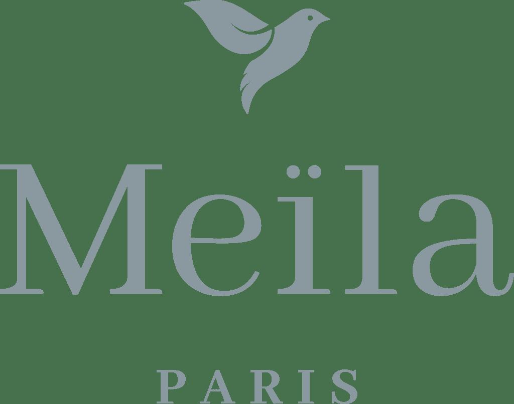 MEILA LOGO BLEU ORAGE - Alexia Pellassy