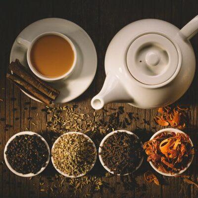 Thés, cafés et infusions